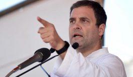 राहुल गांधी ने पीएम मोदी पर आरोप लगाया अमीर उद्योगपतियों को फायदा पहुंचाने का :हरियाणा विधानसभा चुनाव 2019