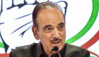 राज्यसभा में भी नागरिकता बिल का  विरोध करेगी कांग्रेस, ये है BJP का संविधान : गुलाम नबी